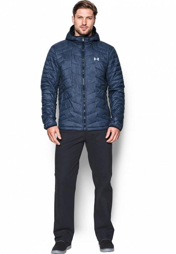 Купить Куртка утепленная Under Armour, UA CGR Hooded Jacket, UN001EMXRR56, синий, Осень-зима 2017/2018