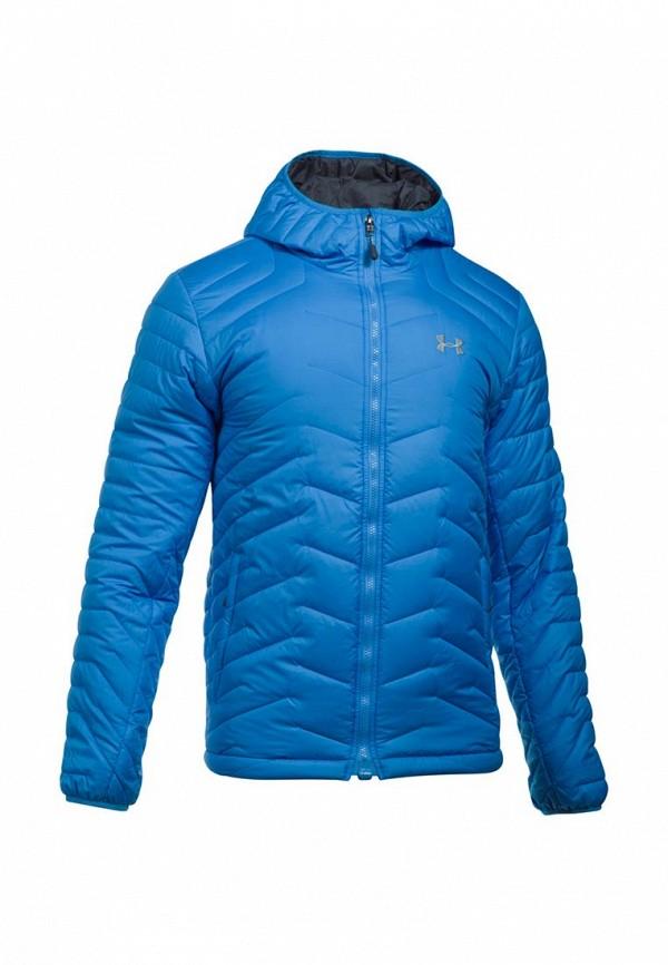 Купить Куртка утепленная Under Armour, UA CGR Hooded Jacket, UN001EMXRR57, голубой, Осень-зима 2017/2018