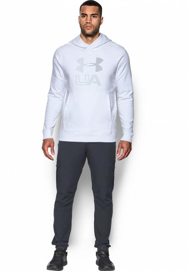 Купить Худи Under Armour, Threadborne Graphic Hoodie, UN001EMXRW70, белый, Осень-зима 2017/2018