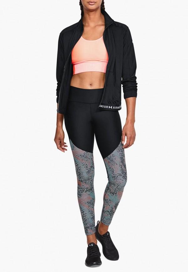 Фото 2 - женскую толстовку или олимпийку Under Armour черного цвета
