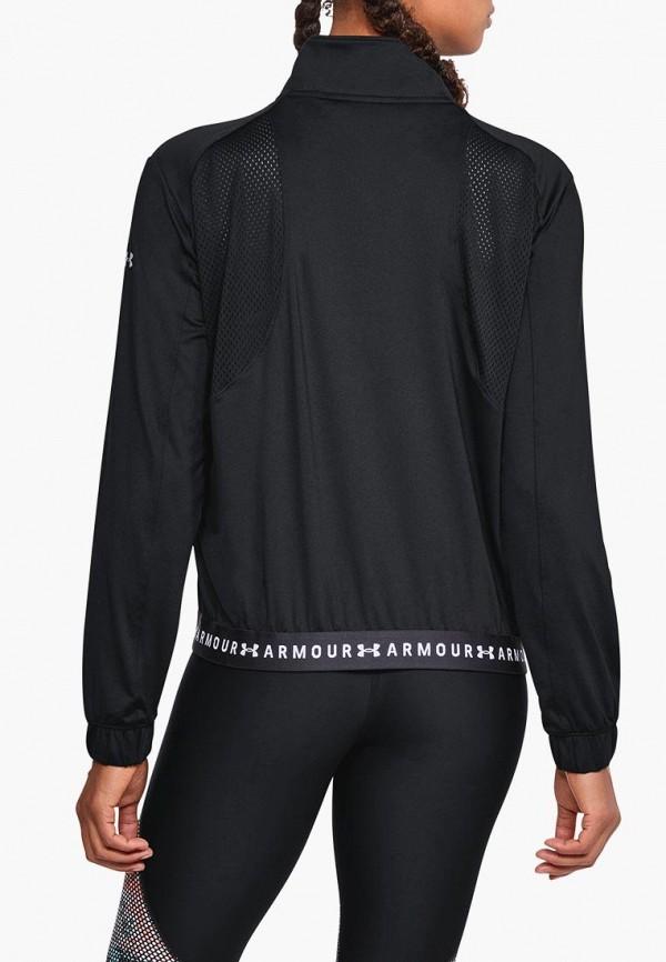 Фото 3 - женскую толстовку или олимпийку Under Armour черного цвета