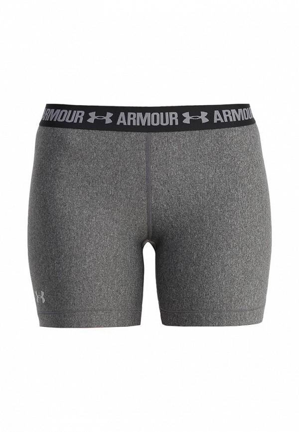 Купить Шорты компрессионные Under Armour, UA HG Armour Middy, UN001EWOJE13, серый, Весна-лето 2017