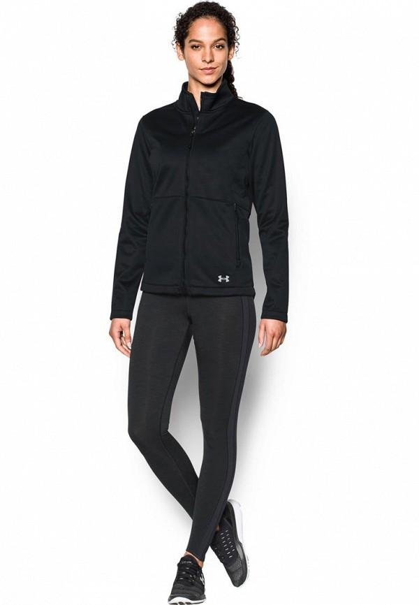 Купить Куртка Under Armour, UA CGI Softershell Jacket, UN001EWXRQ80, черный, Осень-зима 2017/2018