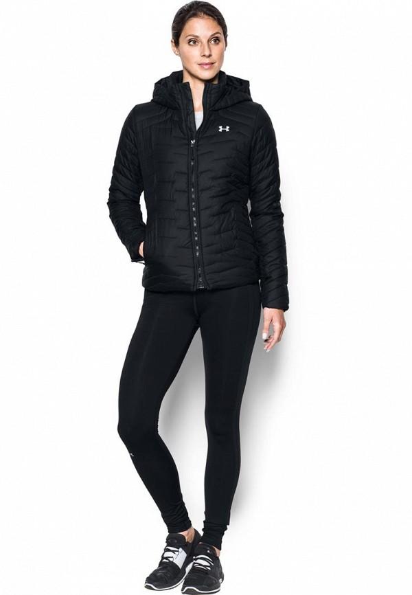 Купить Куртка утепленная Under Armour, UA CGR Hooded Jacket, UN001EWXRQ82, черный, Осень-зима 2017/2018
