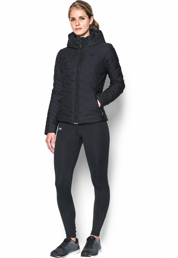 Купить Куртка утепленная Under Armour, UA CGR Hooded Jacket, UN001EWXRX13, серый, Осень-зима 2017/2018