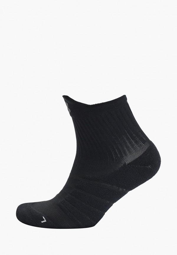 мужские носки under armour, черные