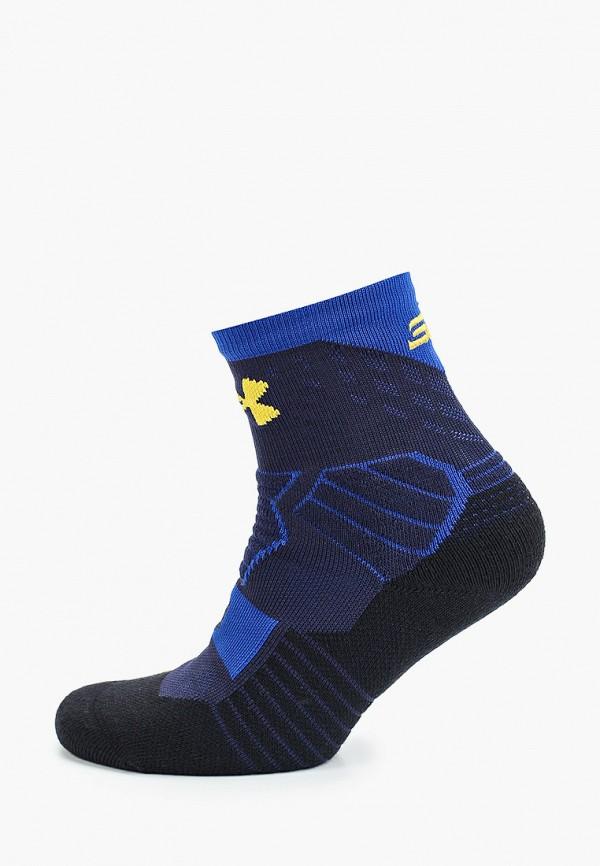 мужские носки under armour, синие