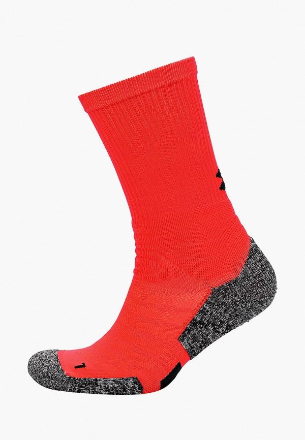 мужские носки under armour, красные