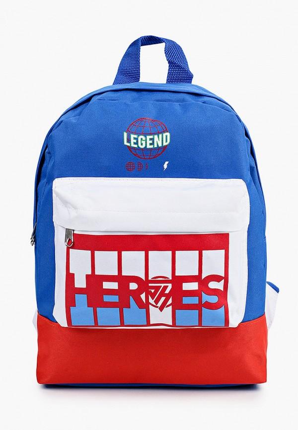 рюкзак united colors of benetton для мальчика, синий