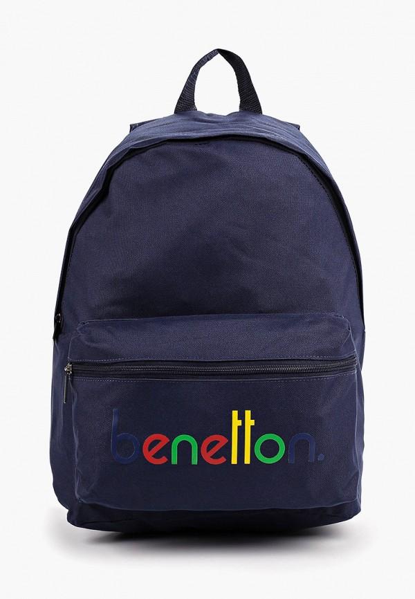 рюкзак united colors of benetton малыши, синий