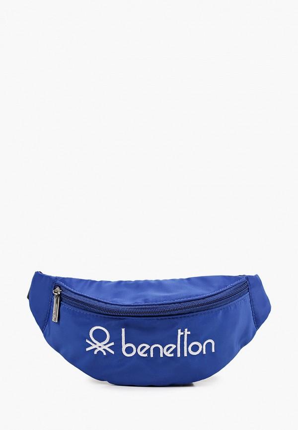 сумка united colors of benetton малыши, синяя