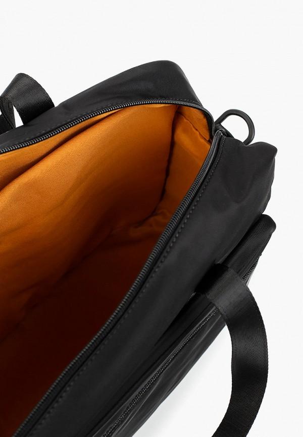 Фото 3 - мужскую сумку United Colors of Benetton черного цвета