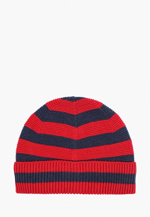 шапка united colors of benetton для мальчика, красная