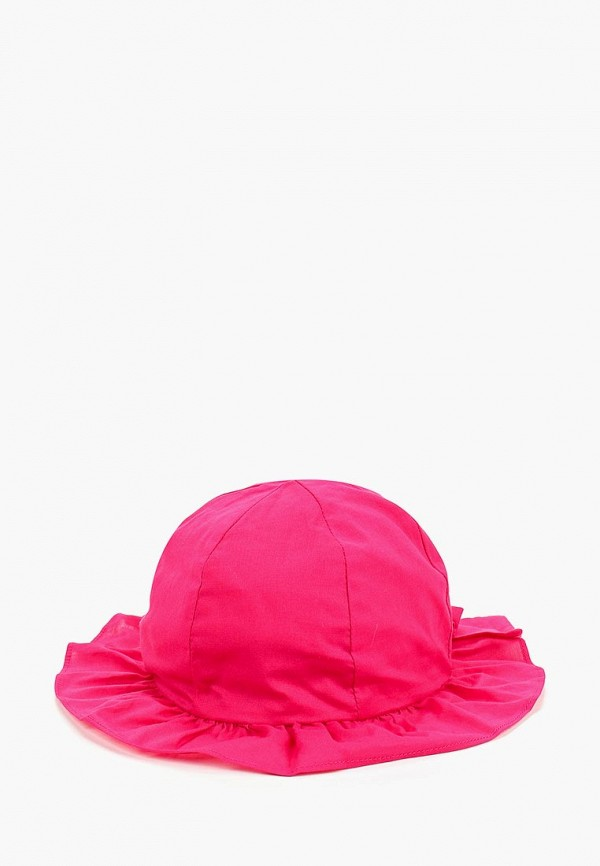 панама united colors of benetton для девочки, розовая