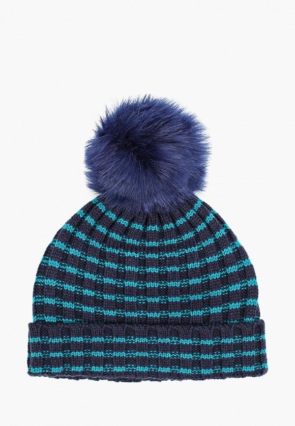 шапка united colors of benetton для девочки, синяя