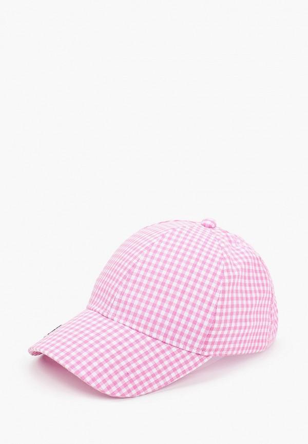 бейсболка united colors of benetton для девочки, розовая