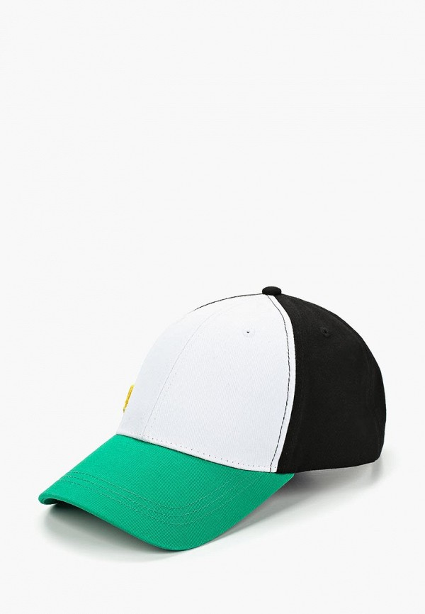 мужская бейсболка united colors of benetton, разноцветная