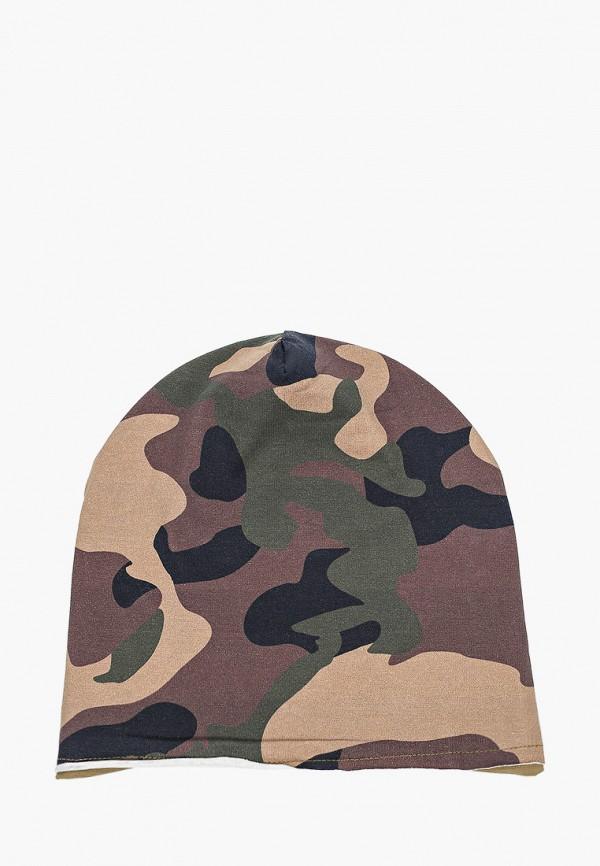 мужская шапка united colors of benetton, разноцветная