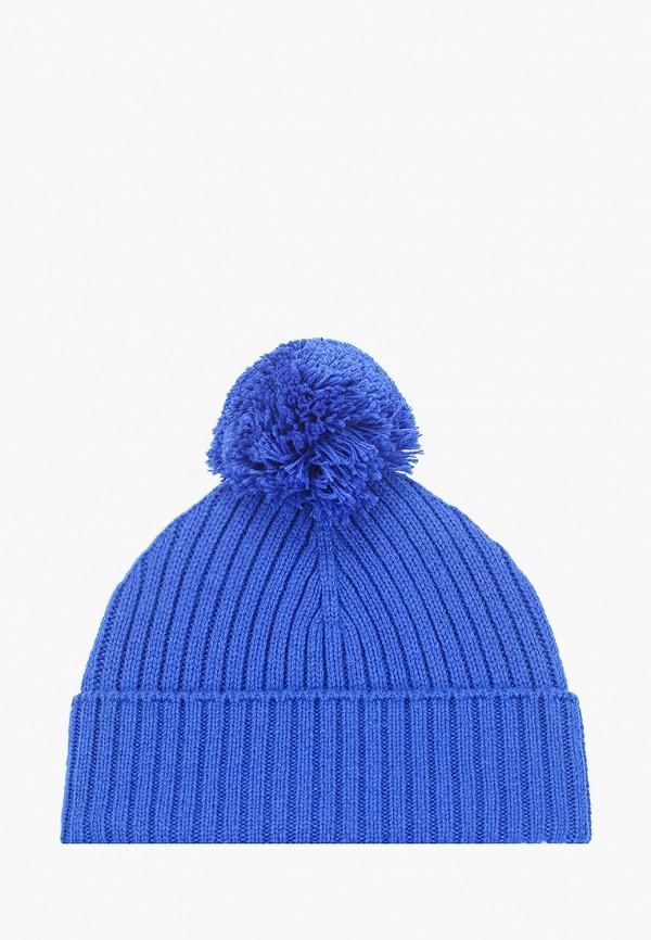 мужская шапка united colors of benetton, синяя