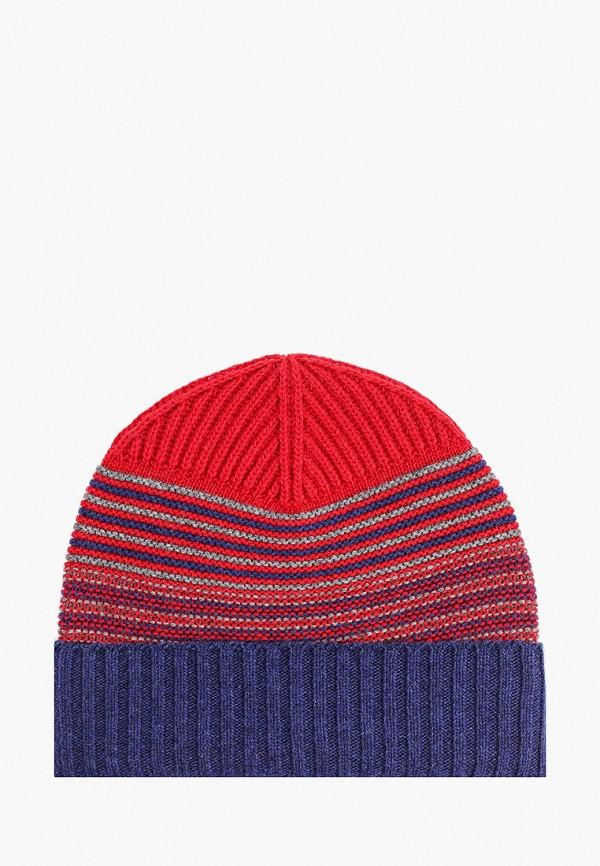 мужская шапка united colors of benetton, красная