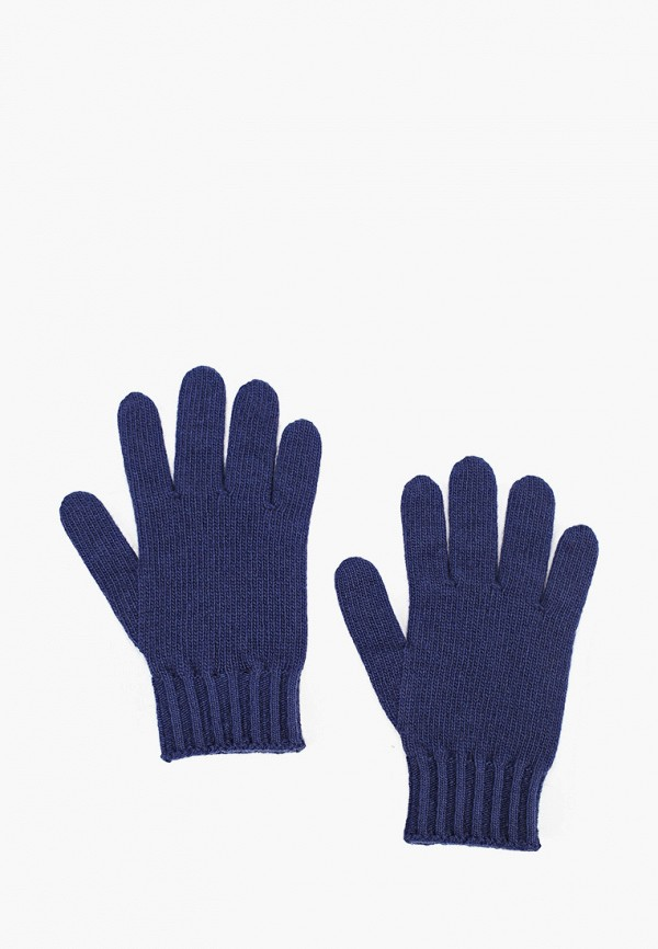 перчатки united colors of benetton для мальчика, синие