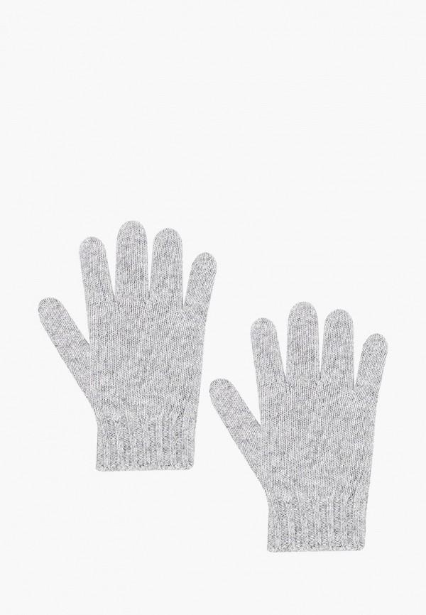 перчатки united colors of benetton для мальчика, серые