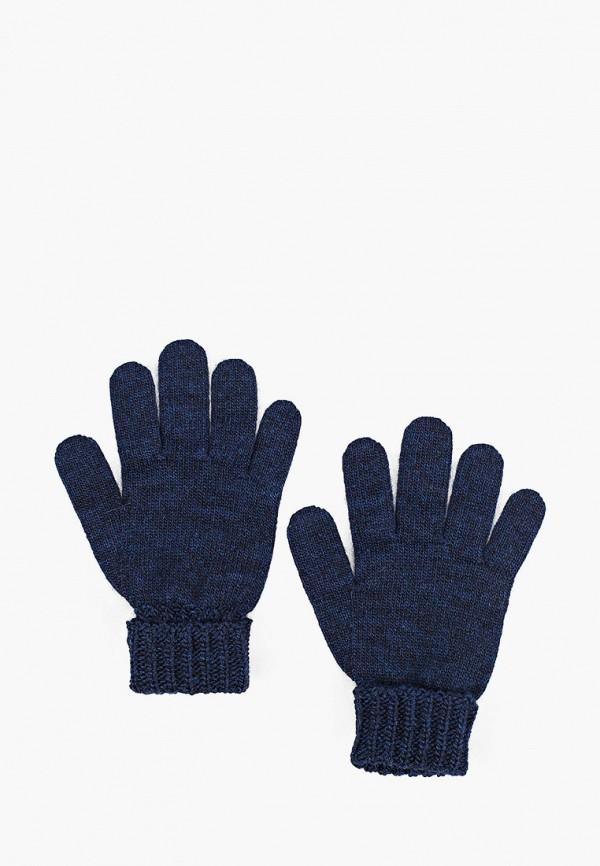 перчатки united colors of benetton для девочки, синие