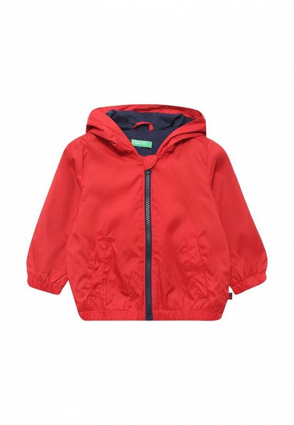 Купить Куртка United Colors of Benetton, UN012EBABLB6, красный, Весна-лето 2018