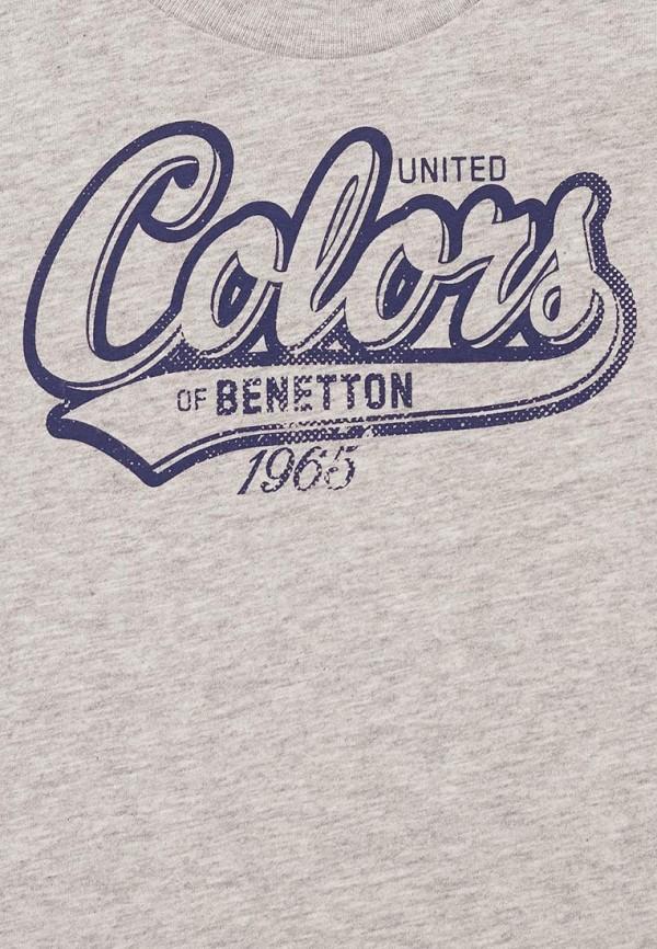 Футболка для мальчика United Colors of Benetton 3I1XC13HD Фото 3