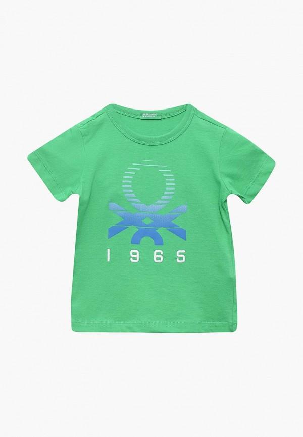 Футболка United Colors of Benetton United Colors of Benetton UN012EBABWF0