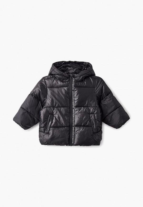 купить Куртка утепленная United Colors of Benetton United Colors of Benetton UN012EBBYGQ2 по цене 4499 рублей