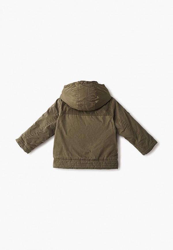 Куртка для мальчика утепленная United Colors of Benetton 2DJC53DB0 Фото 2