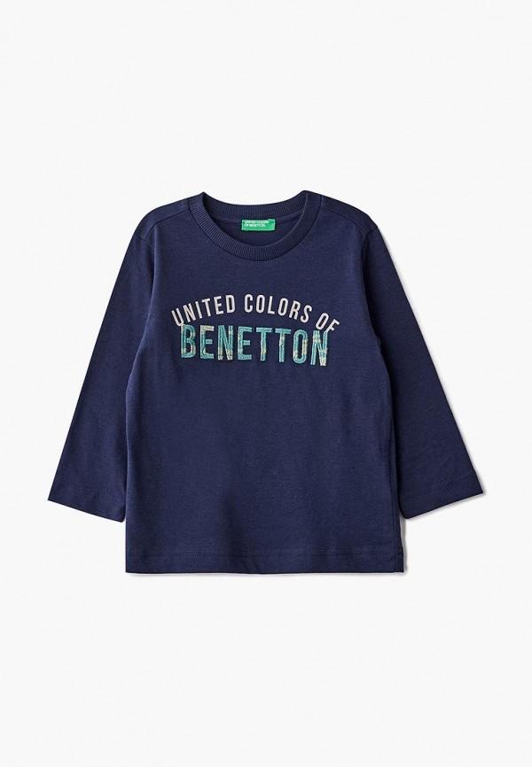 Фото - Лонгслив United Colors of Benetton United Colors of Benetton UN012EBBZZJ3 плавки united colors of benetton united colors of benetton un012ewacdk6