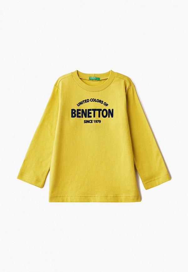 Лонгслив United Colors of Benetton United Colors of Benetton UN012EBBZZM7 цена