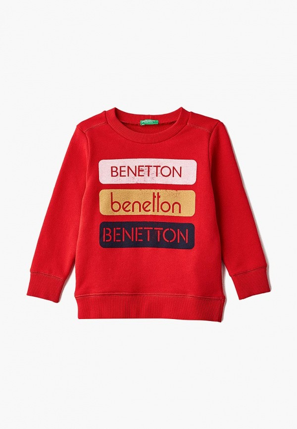 Свитшот United Colors of Benetton United Colors of Benetton UN012EBBZZN3 свитшот united colors of benetton united colors of benetton un012ebvxa40