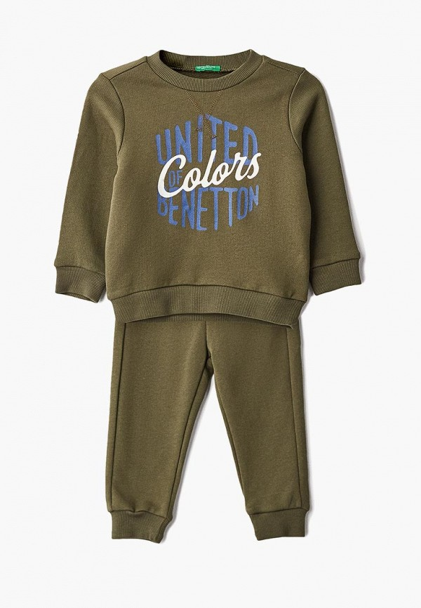 Костюм спортивный United Colors of Benetton United Colors of Benetton UN012EBCAAC4 костюм спортивный united colors of benetton united colors of benetton un012ebcaac3