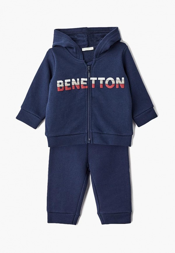 Костюм спортивный United Colors of Benetton United Colors of Benetton UN012EBCAAC8 костюм спортивный united colors of benetton united colors of benetton un012ebcaac3