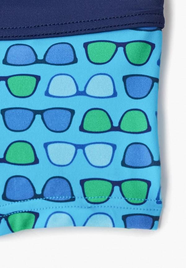 Фото 3 - Плавки United Colors of Benetton голубого цвета