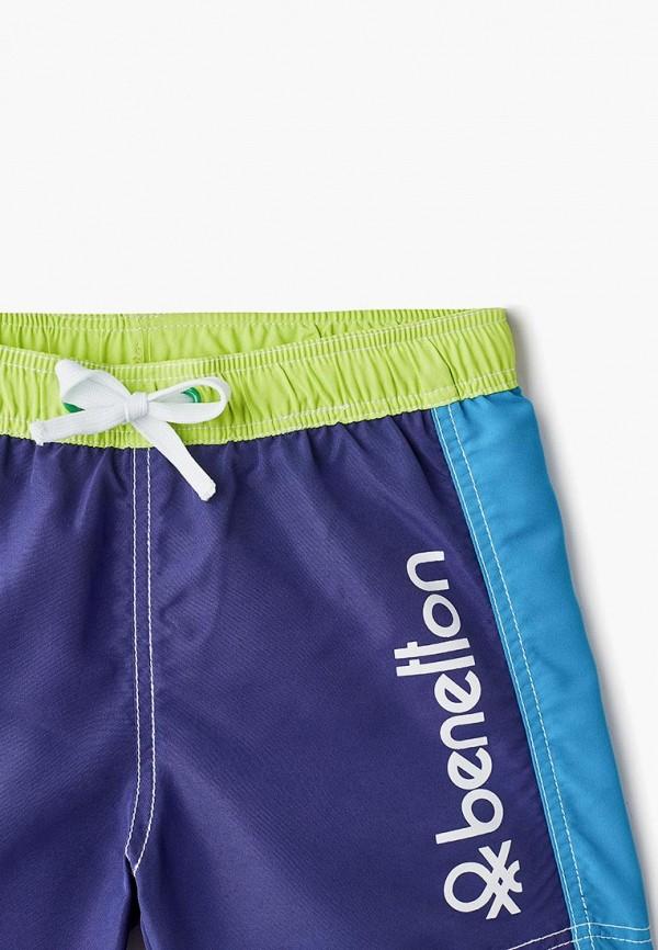 Шорты для мальчика для плавания United Colors of Benetton 5JD00X143 Фото 3