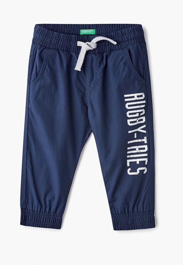 спортивные спортивные брюки united colors of benetton для мальчика, синие