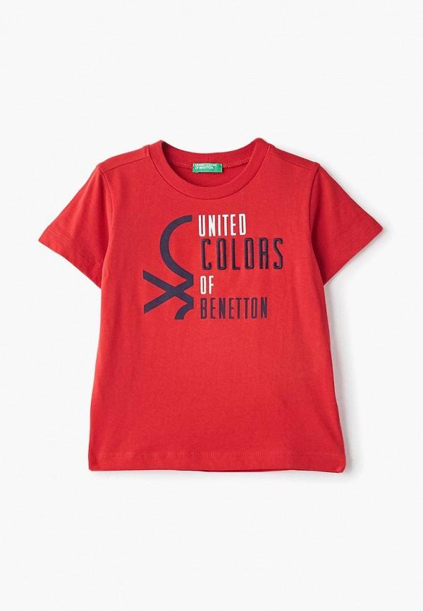 Фото Футболка United Colors of Benetton United Colors of Benetton UN012EBDXJN5