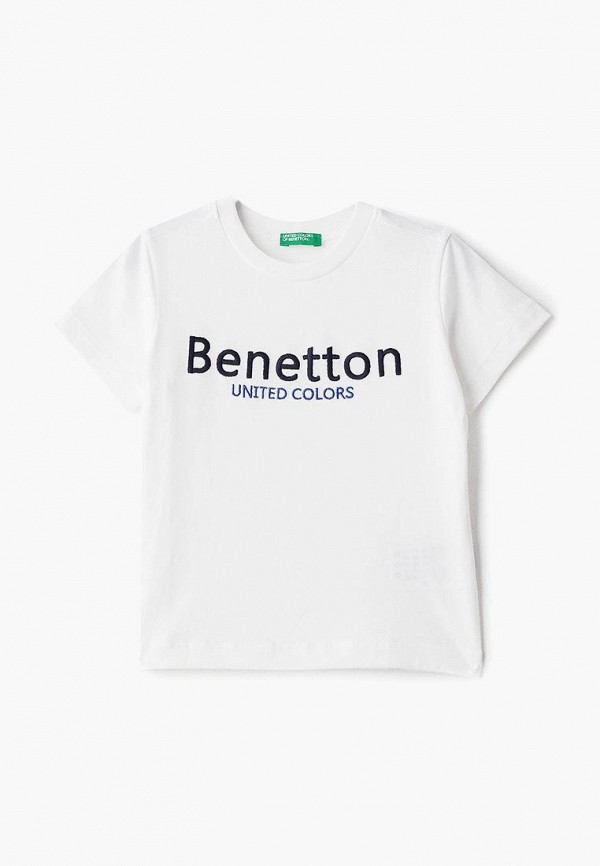 Футболка United Colors of Benetton United Colors of Benetton UN012EBDXJN7 плавки united colors of benetton united colors of benetton un012ewacdk6