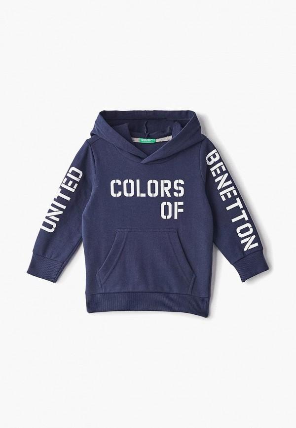 Худи United Colors of Benetton United Colors of Benetton UN012EBDXJP6 худи united colors of benetton united colors of benetton un012embypi0