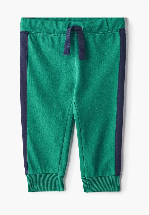 спортивные спортивные брюки united colors of benetton для мальчика, зеленые