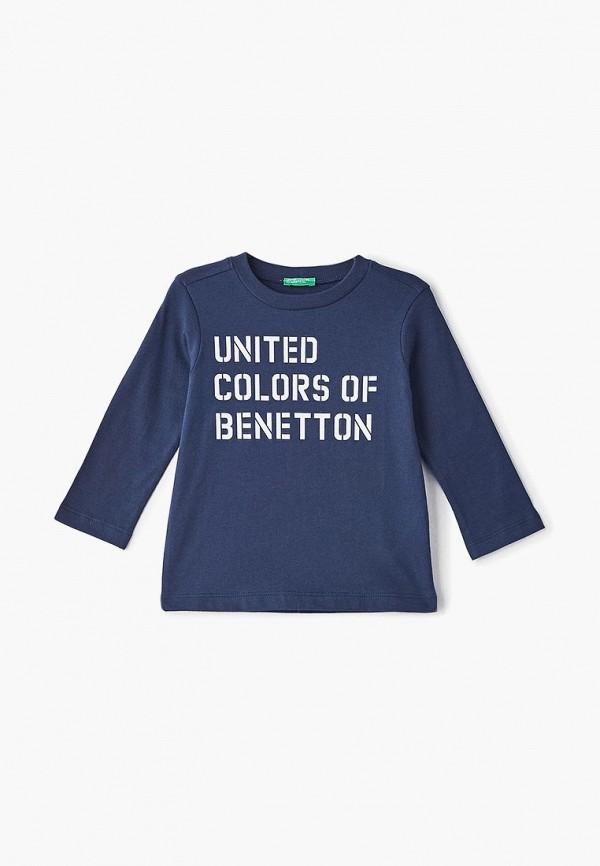 Лонгслив United Colors of Benetton United Colors of Benetton UN012EBDXJR1 лонгслив для мальчика united colors of benetton цвет желтый 3vr5c1e3p размер 90