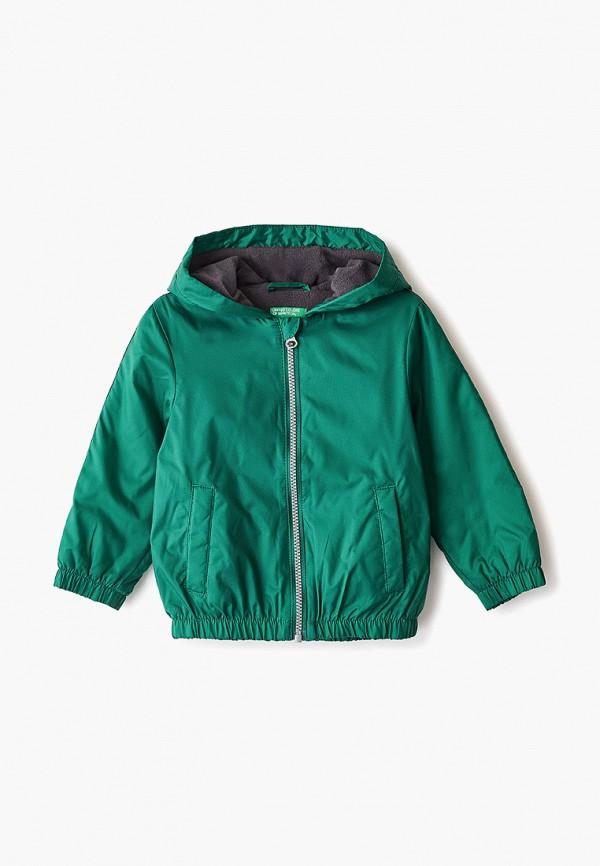 цены Куртка утепленная United Colors of Benetton United Colors of Benetton UN012EBFUNY1