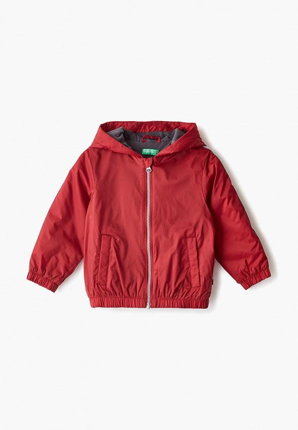 купить Куртка утепленная United Colors of Benetton United Colors of Benetton UN012EBFUNY2 дешево