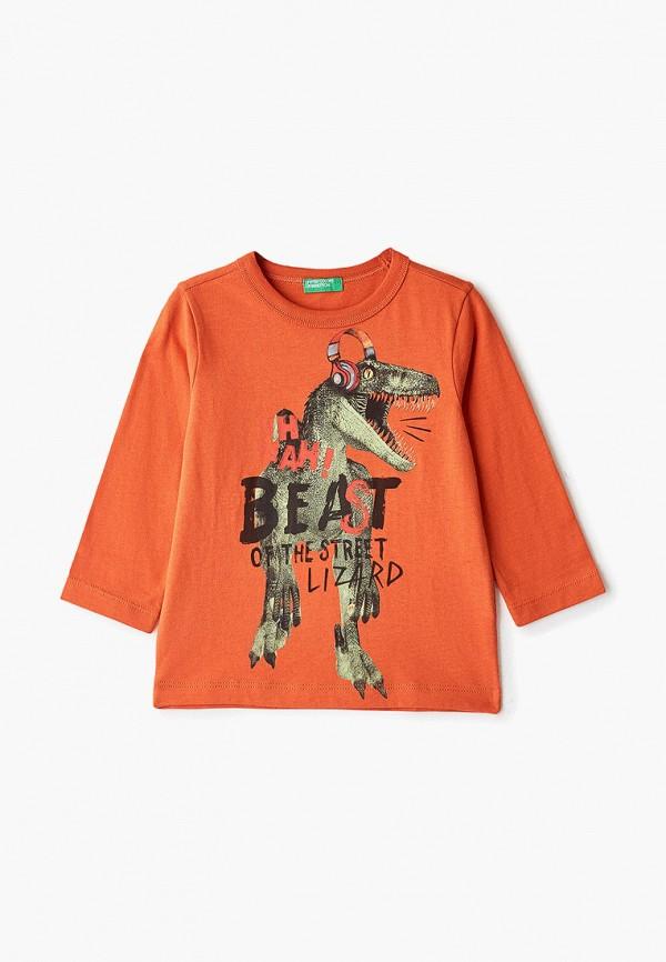 Лонгслив для мальчика United Colors of Benetton 3096C1Y5P
