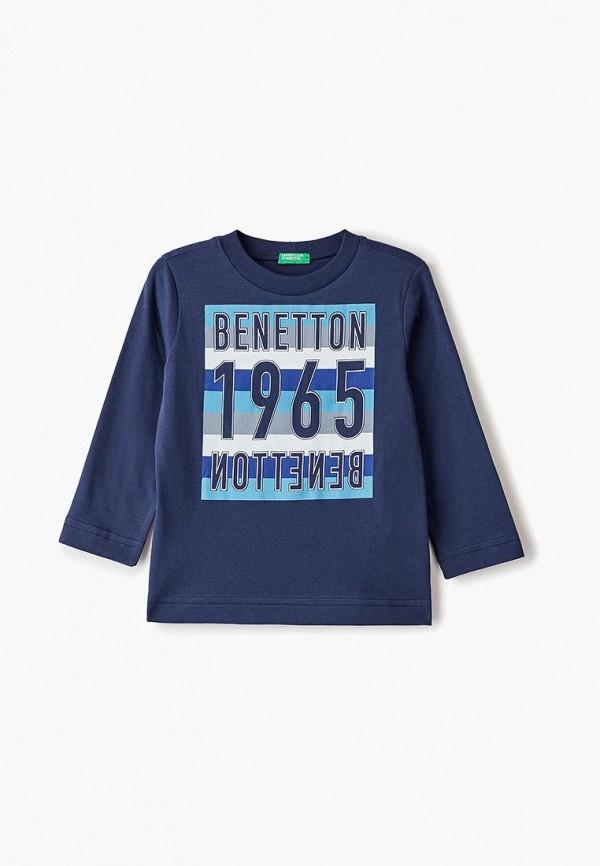 Лонгслив United Colors of Benetton United Colors of Benetton UN012EBFUOJ4 лонгслив для девочки united colors of benetton цвет синий 3j68c13k8 13c размер 120