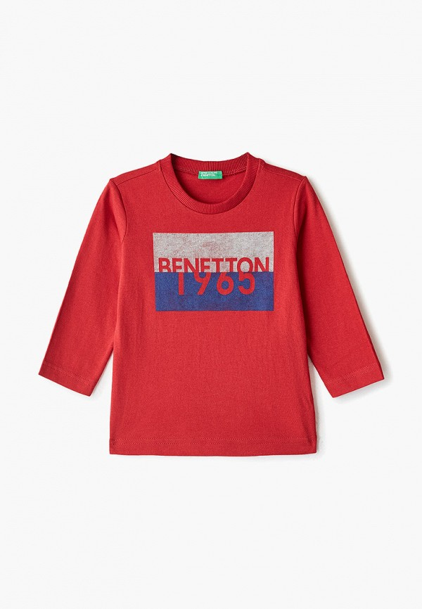 Лонгслив United Colors of Benetton United Colors of Benetton UN012EBFUOK5 лонгслив женский united colors of benetton цвет белый 3aoie2064 074 размер xs 40 42